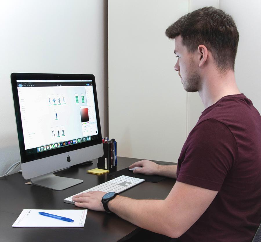 Meet Sergiu Clipei - Student of the month | Brainster