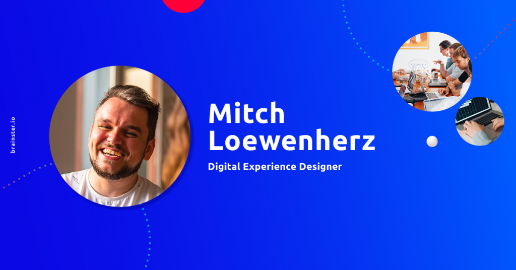 Mitch Loewenherz: Design without research is like running an obstacle course in the dark without a flashlight | UX/UI