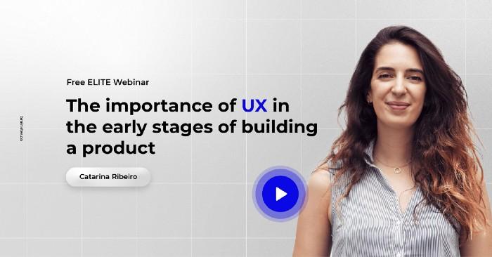Meet Catarina — Product Designer and Brainster Vienna instructor