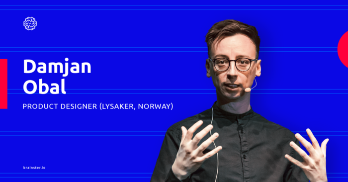 Meet Damjan — Norway-based Product Designer and Brainster Vienna instructor