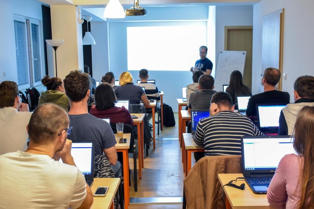 Meet Blagoj - Data Science Instructor at Brainster Vienna
