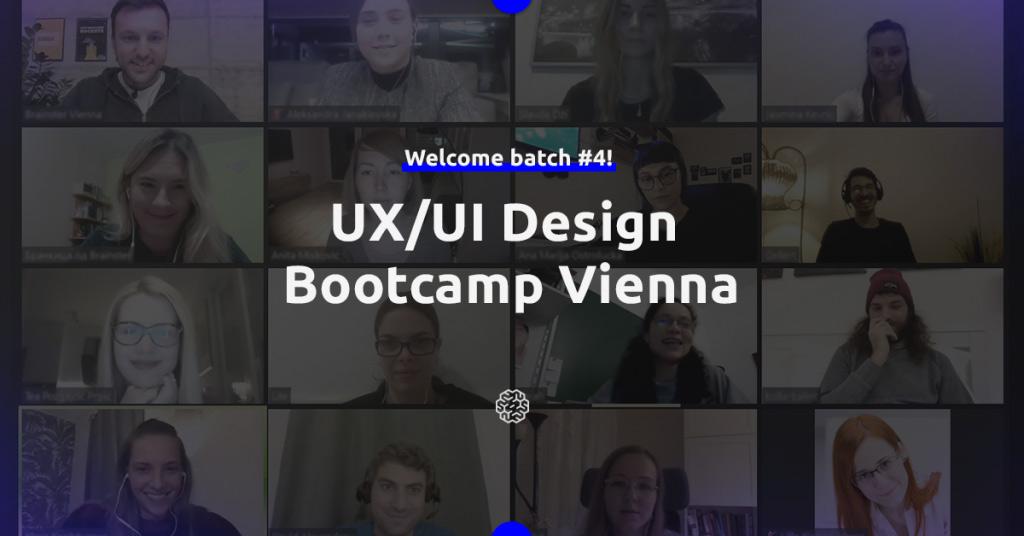 Welcome - Vienna UX/UI Design Bootcamp Students