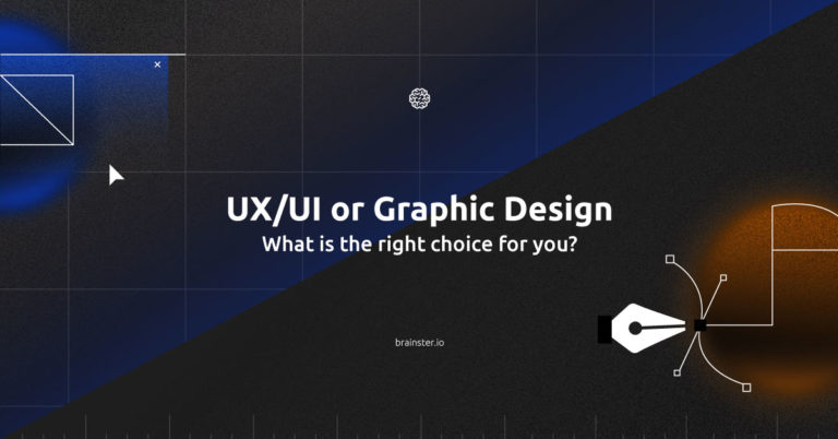 UX/UI or Graphic Design: Which Type of Design Is Right for You?
