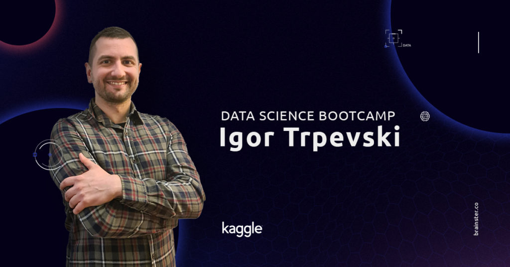 Meet Igor – Data Science instructor | Brainster