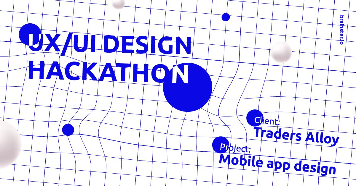 How we run a successful UX/UI design hackathon?