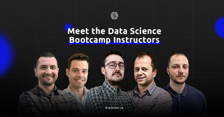 Meet the Data Science Bootcamp instructors