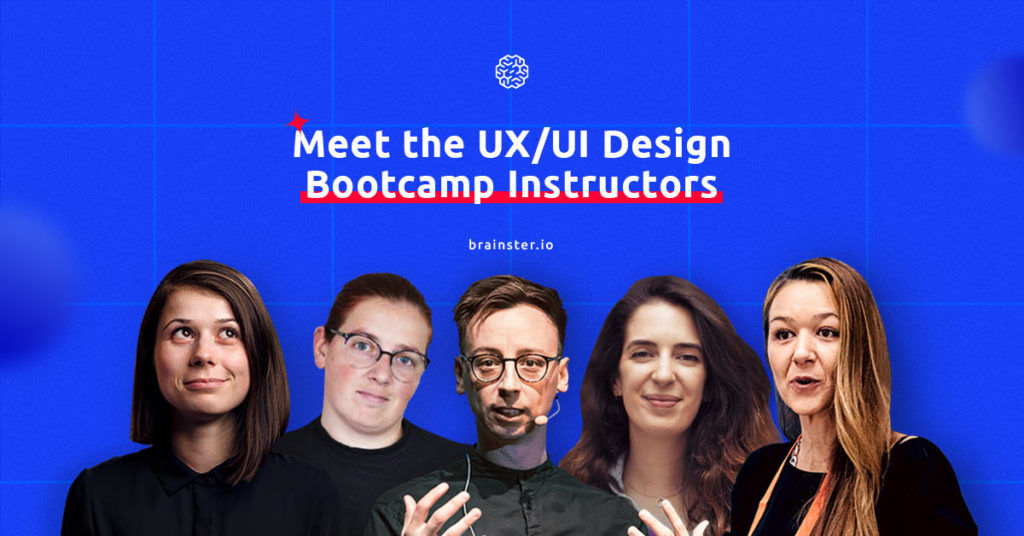 Meet the UX/UI Design Bootcamp instructors