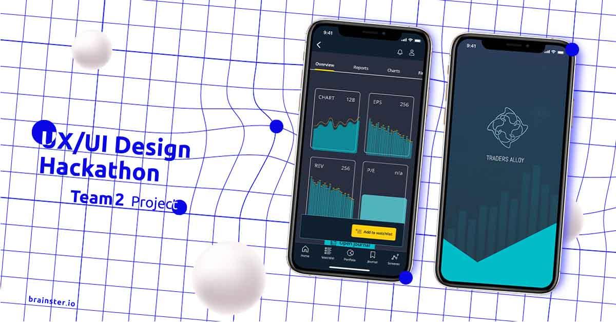 UX/UI Design Hackathon_Traders Alloy