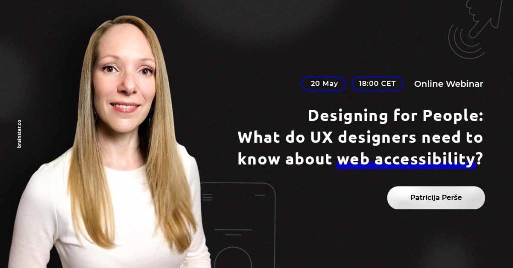 Designing for People with Patricija Perse