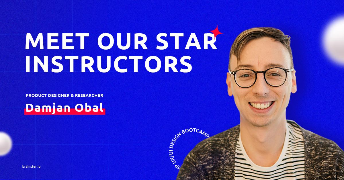 MEET OUR STAR INSTRUCTORS   <br>Damjan Obal