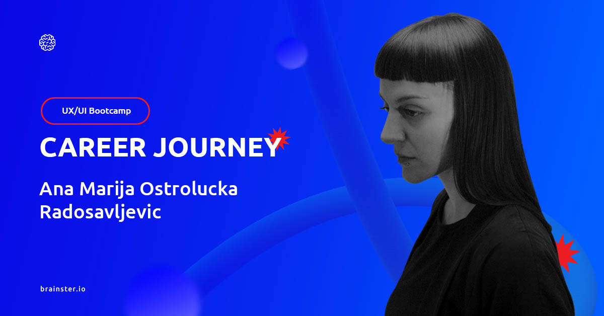 CAREER JOURNEY | Ana Marija Ostrolucka Radosavljevic